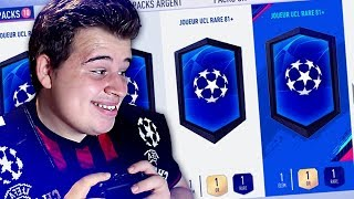 ON OUVRE 10 PACKS LDC +81 ! (ANIMATION) - FIFA 19