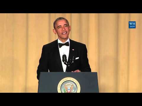 President Obama Speaks at the White House Correspondents' Association Dinner - TheGrio