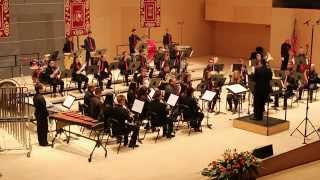 la Unión Musical Vallduxense 38 Certamen provincial de Bandas de Música