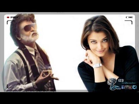 Aishwarya Rai Bachchan in Rajinikanth's Kabali| 123 Cine news | Tamil Cinema news Online