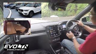 2018 Volvo XC40 Walkaround; From Genting to Ikea | EvoMalaysia.com