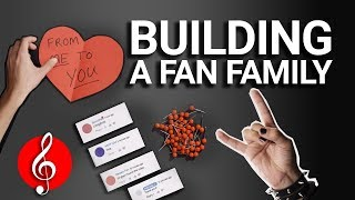 Building Your Fan Family on YouTube