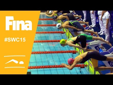 World Best Athletes met in Moscow for stage one of the FINA/airweave Swimming World Cup 2015