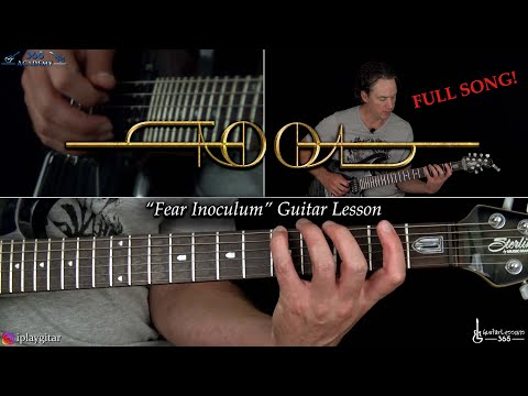 Download Lagu  Fear Inoculum Guitar Lesson Full Song - TOOL Mp3 Free