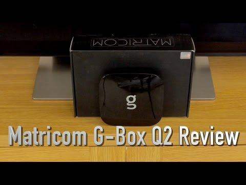 Matricom G-Box Q2 Android Box Review