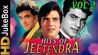 Hits of Jeetendra  Vol 3   Superhit Evergreen Hindi Songs   Best Bollywood Songs Jukebox