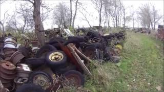 Exploring Vintage Farm, Aircraft, Motorcycles, Lawnmowers, Tractors
