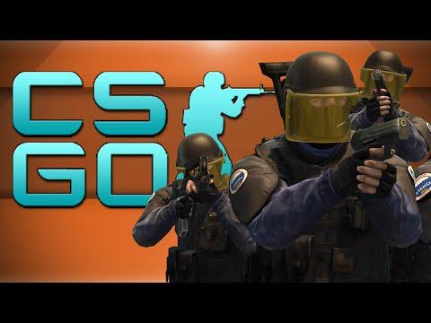 BAD FRIENDS, SUPER SANTA AND LOONY SHOOTS!! - CSGO Strat Roulette! (CS:GO Funny Moments)