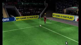 FIFA 09 Steven Gerrard Wkretka