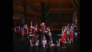 Boogie Woogie Christmas Carol Trailer - Contemporary Ballet Dallas