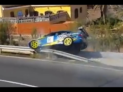 Rally Crash Compilation 2016