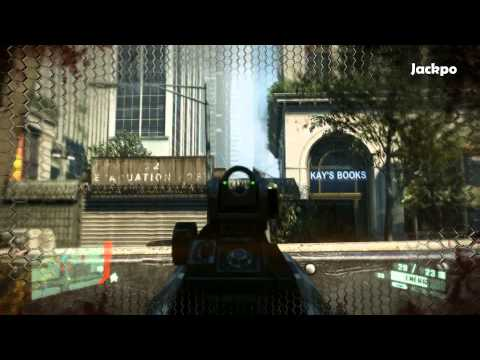 Crysis 2 Maxed Out on Radeon HD 6870 Overclocked