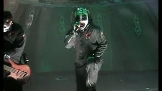 Slipknot - Peoria, IL, USA [2001.10.27] Full Concert