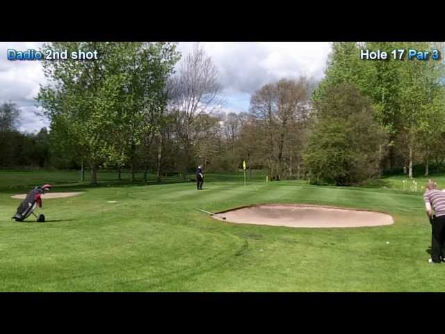 [HD] Highlights from Izaak Walton Golf Club [16th May 2012]