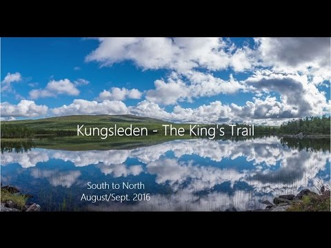 The King's Trail - Kungsleden | 2016