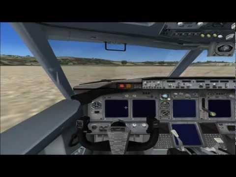 TUTORIALES FSX / Capitulo : 5  Introduccion aeronaves pequeñas : Boing 737-800 ( Español )