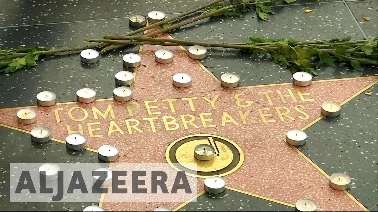 Tom Petty dies in hospital after heart attack