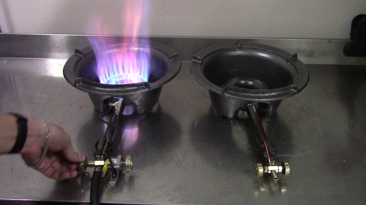 Газовая горелках для казана своими руками 375