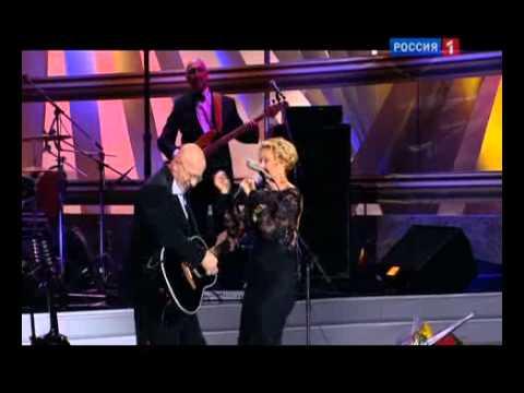 Любовь Успенская и А. Розенбаум   - Гитара