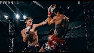 ETERNAL MMA 37 - GARRETT MISSELDINE VS QUILLAN SALKILLD - MMA FIGHT VIDEO