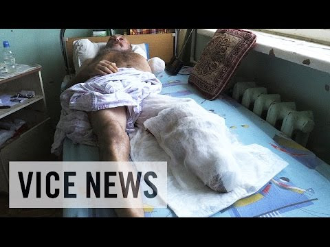 Fallen Rebel Fighters Treated in Russia: Russian Roulette (Dispatch 70)