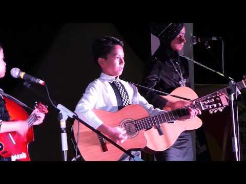 THE SIBLINGS BAND - KUDA HITAM (KL MUSIC FESTIVAL 2013)