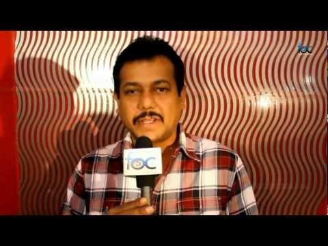 Hansraj Saxena at Sundaattam Audio Launch
