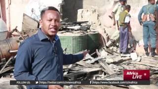 Al-Shabaab claims deadly attack at Somali restaurant