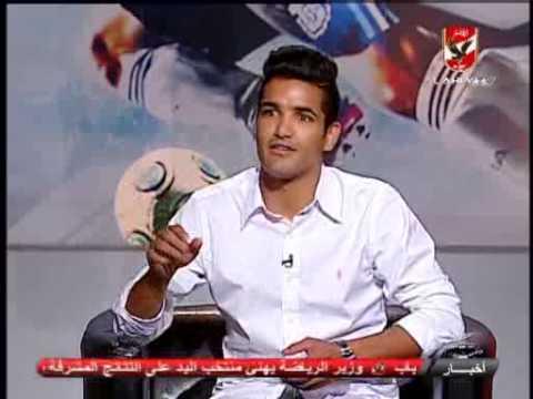 صالح جمعه يكشف عن اول حديث بينه وبين حسام غالى