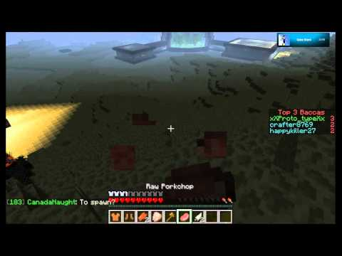 Minecraft Hunger games w/GabeStark Ep. 4- Welcome to the Fridge!!