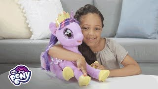 MLP: The Movie - 'My Magical Interactive Princess Twilight Sparkle' Demo