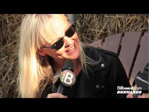 Laura Marling Interview @ Bonnaroo 2012