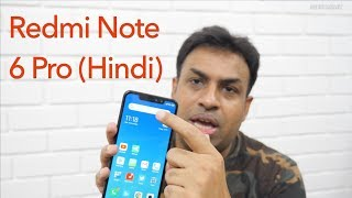 Xiaomi Redmi Note 6 Pro Mere Frank Opinions After Use (Hindi)
