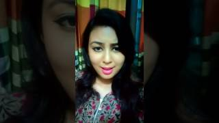 Aynabaji (dhire dhire jaona somoy aro dhiro bou cover by chittra)
