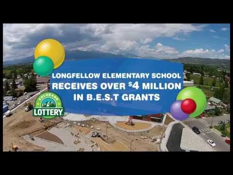 Longfellow Elementary School Ribbon Cutting - The Colorado Lottery helped fund the building of the new state-of-the-art Longfellow Elementary school in Salida. Find out how this has impacted this community!
