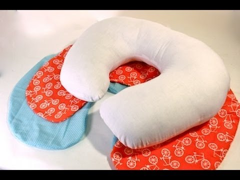 Sew A Poppy Pillow Form Free Pattern Youtube