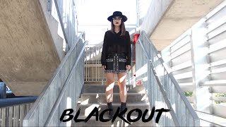 BLACKOUT LOOKBOOK | MichelleHNguyen