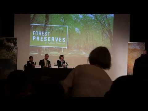The Forest Preserves of Cook County - Centennial Kickoff