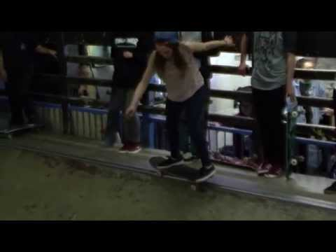 Girl Skate UK - Birthday Jam - Mini ramp clips