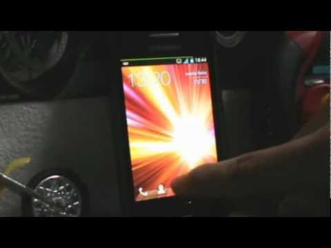Android 4.1.1 Galaxy Ace Review Tutorial