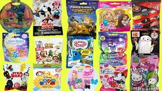 Blind BAGS opening Ugly Dolls TROLLS 10 Paw Patrol Minnie Mouse Moj MOJ Pikmi POPS TOYS