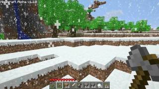 Agn0st1k's Minecraft Winter Wonderland Adventure - Ep 4