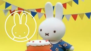 miffy's birthday (official miffy video)