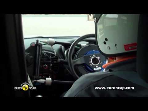Euro NCAP | Nissan Juke | 2011 | Электронный контроль устойчивости