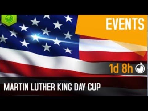 Asphalt 8 - Martin Luther King Day Cup | W Motors Lykan Hypersport