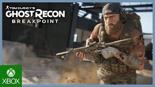 Tom Clancy's Ghost Recon Breakpoint: What is Breakpoint? Gameplay Trailer |Ubisoft [NA]