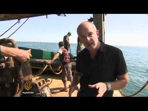 Israel blockade endangers Gaza fishermen
