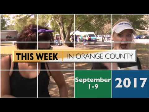 This Week In Orange County September 1-9 2017