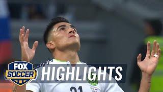 Mexico vs. Russia | 2017 FIFA Confederations Cup Highlights