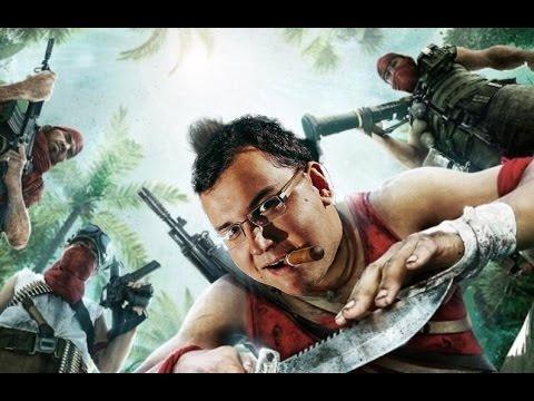 Обзор Far Cry 3 - Джунгли зовут! Лучшая open-world игра года!